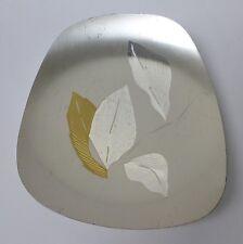 Edle WMF Ikora  Schale (Turmmarke), versilbert, 1962