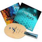 Table Tennis Racket Butterfly Innerforce ULC Rubber Gewo Nanoflex FT 45  Air