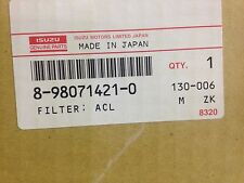 Isuzu Genuine Air Filter  Part No 8-98071421-0, P821938,HITACHI 4286128