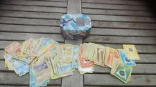 USED 193 X POKEMON CARDS MIXED WITH COLLECTION BOX IN VERY GOOD CONDITION
