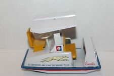 Rare 1964 New York World's Fair tin friction Greyhound Escorter w/ Original Box