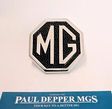 MG Midget Front Bumper Badge (Rubber Bumper Cars) CHA544