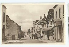 Postcard New Street Painswick Stroud Cranham