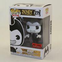 Funko POP! Games - Bendy and the Ink Machine S1 Vinyl Figure - BENDY #279 *NM