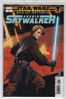 Star Wars Age of Repbulic Anakin Skywalker #1 Marvel Comics (1st Print 2019)