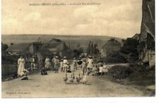 (S-99229) FRANCE - 21 - MARCILLY OGNY CPA