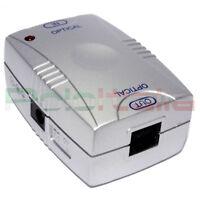 Amplificatore di segnale per cavo audio ottico digitale TOSLINK casse stereo tv