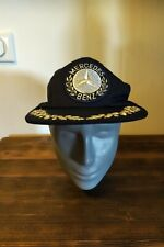 Casquette Mercedes Benz Vintage Marque Torpedo Made In France Rare