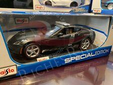 Maisto 1:18 Scale Diecast Model Car - 2014 Corvette Stingray (Police)