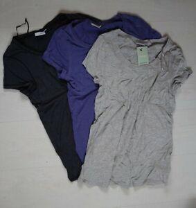 Ladies Next Maternity Cotton Tops Size 10 Bundle