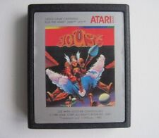 Joust Atari 2600 Game *Cleaned & Tested*  Error P Variation