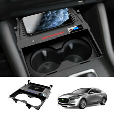 For Mazda 3 2019 2020 Left Hand Drive Wireless Car Charger Fast Charging