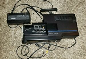 LXI Sears VHS Home Movie Camcorder Video Camera Battery Charger For Parts