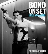 Bond on Set: Filming Die Another Day, Williams, Greg, Used; Good Book
