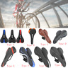 Mountain Road Bike Soft Breathable Bicycle Cushion Cycling Sport Saddle Seat Pad
