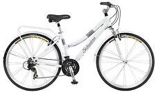 Schwinn Discover Women's Hybrid Comfort Bike 21 Speed 700C Wheels