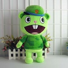 Happy Tree Friends Soldier Flippy Plush Stuffed Toy Doll NEW Gift 40cm/16''