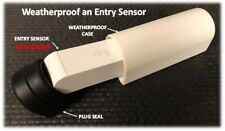 (Pack Of 2) Weatherproof Cases Compatible With Ring Door Entry Sensors