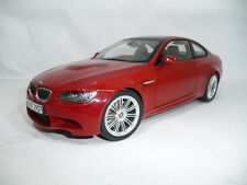 BMW 3er M3 E92 COUPE MELBOURNEROT RED 1:18 KYOSHO DEALER VERY RARE