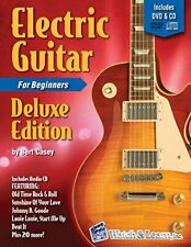 Electric Guitar Primer Book with Dvd & Cd