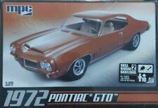 MPC COLLECTIBLE 1972 PONTIAC GTO. MODEL