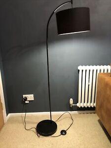 John Lewis Black Floor Lamp