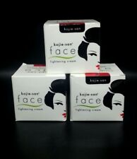 3 PCS KOJIE SAN FACE AND NECK CREAM FREE SHIPPING