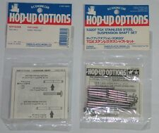 TAMIYA HOP-UP 53207 TGX Stainless Steel Achsstifte Suspension Shaft Set NEW!