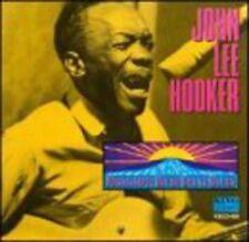 CD musicali disco blues john lee hooker