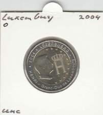 Luxemburg 2 euro 2004 UNC : Groothertog Henri