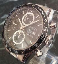 TAG Heuer Carrera * CV2010 * Automatic * Chronograph * Bracelet * Stunning Watch