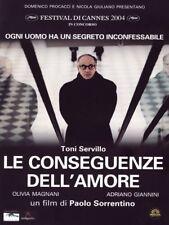 LE CONSEGUENZE DELL'AMORE (DVD) NUOVO, ORIGINALE, ITALIANO