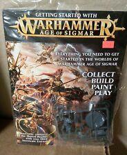 Warhammer Age of Sigmar 40k Starter Kit Factory Sealed miniatures free shipping