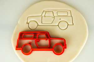 International Harvester Scout 800 Cookie Cutter
