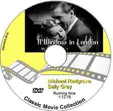 A Window in London Michael Redgrave, Sally Gray DVD 1940 Film