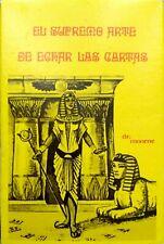 Tarot Egipcio - Dr. Moorne - Supremo Arte de Echar las Cartas