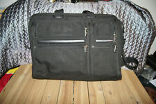 "TUMI Compact 17"" Large Screen Computer Notebook Brief Carrying Case 26114D4"