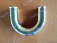 "3"" 76mm 180 Degree Aluminum Turbo Intercooler Pipe Piping Tube Tubing L=600mm"