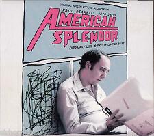 American Splendor Original Motion Picture Cd - New - Digipak