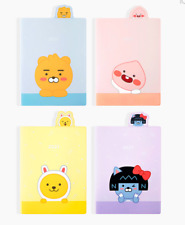 Kakao Friends Little Friends 2021 PVC Book Mark Diary Apeach Ryan Neo Muzi Diary