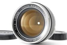 【Near Mint】 Nikon Tokyo Kogaku RE Auto Topcor 58mm f/1.4 Lens from JAPAN #627