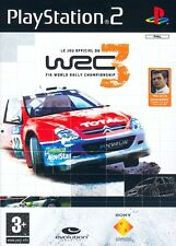 WRC 3 WORLD CHAMPIONSHIP RALLY FIA PS2 PLAYSTATION 2 SONY COMPLET PAL FR