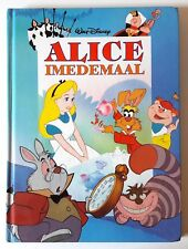 Lewis Carroll & Walt Disney - ALICE IN WONDERLAND - illustrated, Estonia 1996