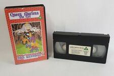 Queen Marlena The Evil Krypton Force VHS Video Tape Volume 2