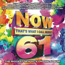 Now That's What I Call Music! 61 [Various Artists] 22 Hits on One Album [CD] New