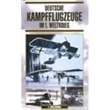Deutsche Kampfflugzeuge im 1. Weltkrieg - VHS Video Luftfahrt Fokker WK1