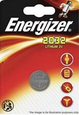 15 BATTERIA A BOTTONE ENERGIZER CR2032 LITIO 3V PILE CR 2032