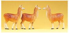 Preiser 20389 HO Lamas  3 Figuren