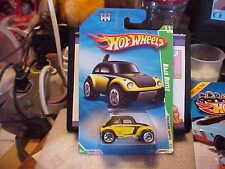 2010 Hot Wheels Treasure Hunt #11 Baja Beetle