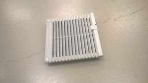 3pcs Rittal Fan Cover SK3323 207 with Dust Filter 20.5x20.5 cm - EXPRESS SHIP